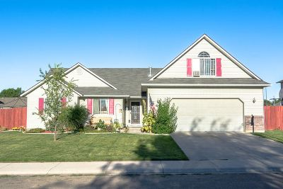 Nampa Single Family Home New: 64 S Freemont St.