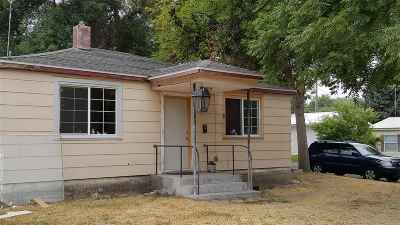 Jerome Single Family Home For Sale: 329 6th Ave W