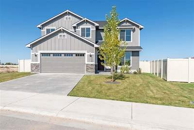 Meridian Single Family Home New: 2913 W Everest