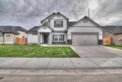 Meridian Single Family Home For Sale: 2935 W Everest