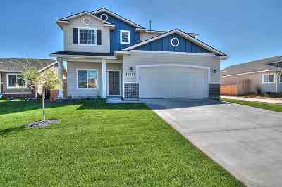 Meridian Single Family Home New: 5286 N Zamora