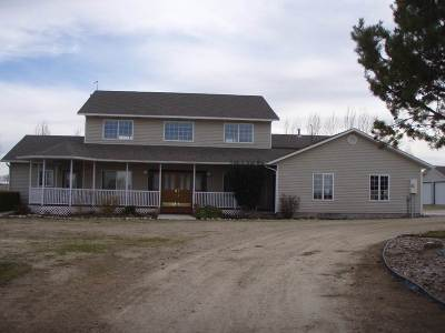 Nampa Single Family Home For Sale: 4415 E Lewis