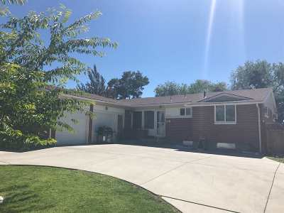 Twin Falls Single Family Home For Sale: 1302 Fremont