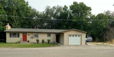 Shoshone Single Family Home For Sale: 616 E. 5th Street