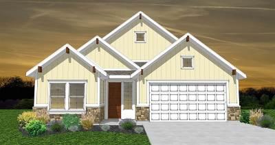 Meridian Single Family Home For Sale: 2659 E Griffon St