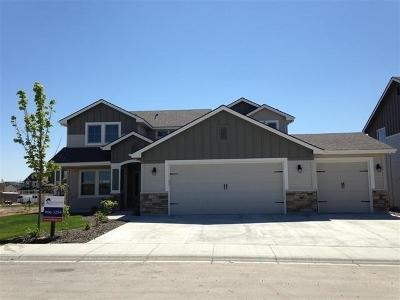 Nampa Single Family Home For Sale: 10434 Ryan Peak Drive