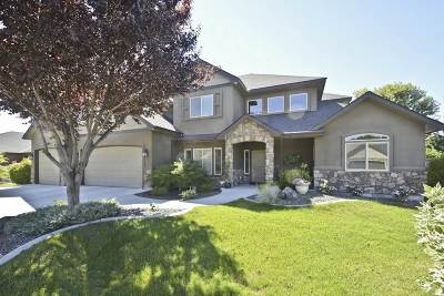 Boise Single Family Home For Sale: 5435 N Misty Ridge Way