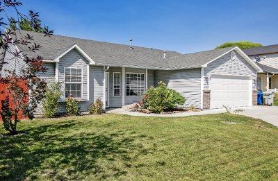 Nampa Single Family Home New: 2418 E Spicewood