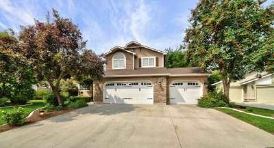 Boise Single Family Home New: 6111 N Drake Way