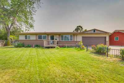 Boise, Eagle, Nampa, Meridian Single Family Home New: 6415 W Franklin