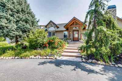 Nampa Single Family Home For Sale: 13302 Lakeside Village Lane