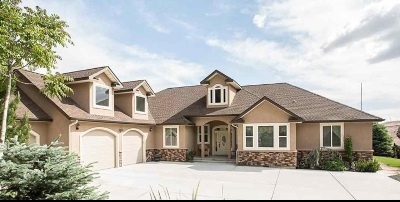 Hagerman Single Family Home For Sale: 17740 U.s. Highway 30