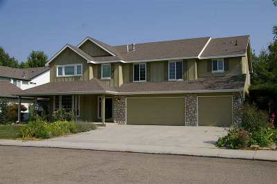 Boise ID Single Family Home Back on Market: $475,000