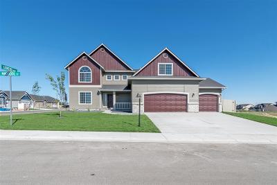 Eagle Single Family Home For Sale: 4116 W Stone House St.