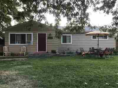 Owyhee County Single Family Home For Sale: 209 N 1st St W