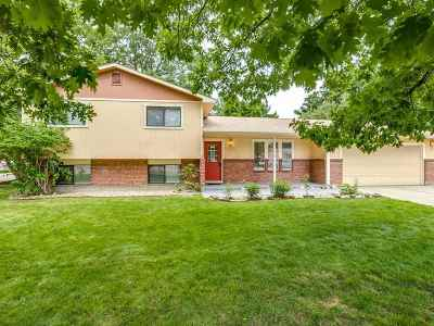 Boise Single Family Home Back on Market: 1072 E Bergeson St.