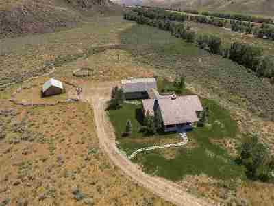 Farm & Ranch For Sale: 600 Little Wood Resv. Rd