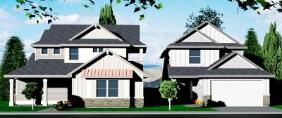 Boise Single Family Home For Sale: 536 W Highland