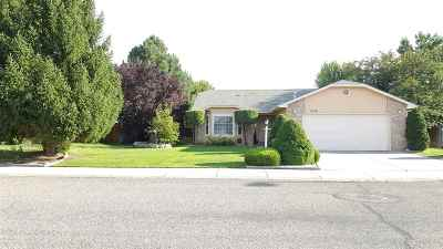 Meridian Single Family Home Back on Market: 2517 W Willard