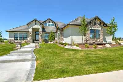 Boise, Eagle, Garden City, Kuna, Meridian, Middleton, Nampa, Star, Caldwell Single Family Home For Sale: 2264 W. Three Lakes Dr