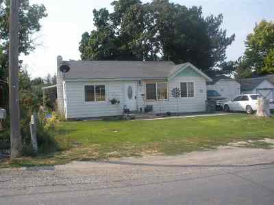 Kimberly Single Family Home For Sale: 443 Polk Street West