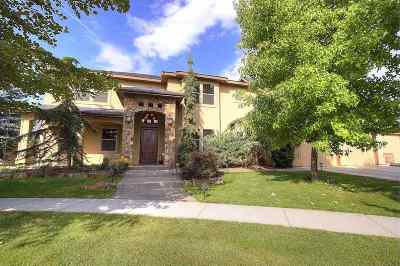 Meridian Single Family Home For Sale: 5627 N Morpheus Way
