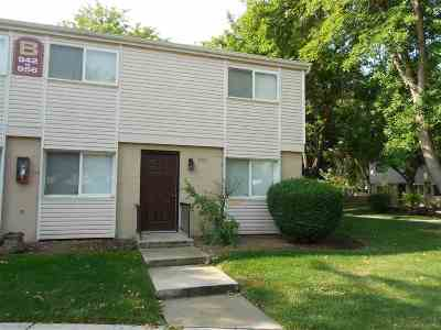 Boise Condo/Townhouse For Sale: 942 S Curtis