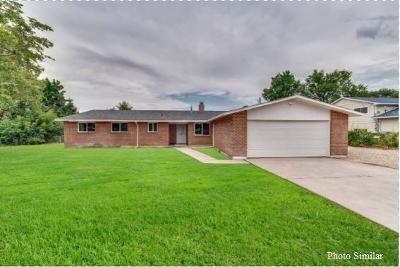 Boise Single Family Home Back on Market: 10830 Shetland Road