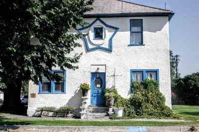 Shoshone Single Family Home For Sale: 201 E A Street