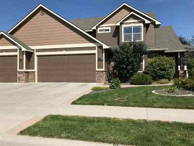 Meridian Single Family Home For Sale: 2684 S Bear Claw Way