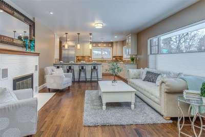Boise Single Family Home For Sale: 1817 N Harrison Blvd.