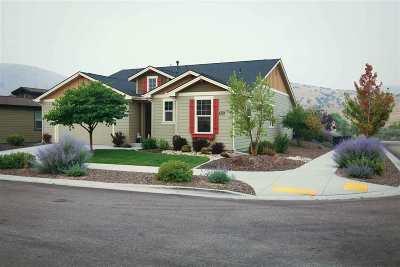 Boise Single Family Home Back on Market: 18233 N Highfield Way