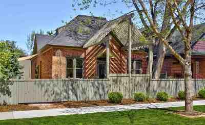 Boise, Nampa, Meridian, Middleton Single Family Home For Sale: 1514 W Franklin