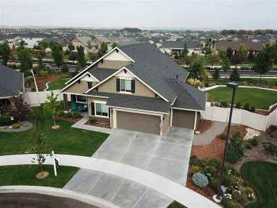 Eagle Single Family Home For Sale: 690 N Foudy Pl.