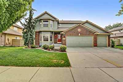 Boise, Eagle, Meridian Single Family Home For Sale: 13343 W Bellflower