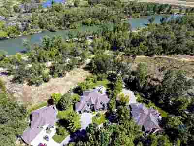 Boise, Nampa, Meridian, Middleton Single Family Home For Sale: 3464 E Rivernest Lane