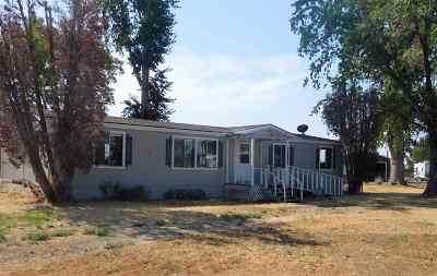 Jerome Single Family Home For Sale: 25 E 400 S