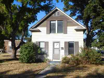 Gooding Single Family Home For Sale: 101 Oregon St.