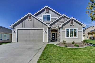 Painted Ridge (Boise) Single Family Home For Sale: 5844 E Clear Ridge St