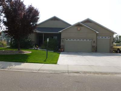 Nampa Single Family Home For Sale: 4185 E Switzer