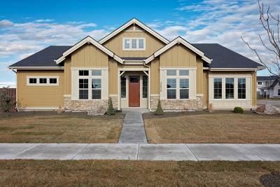 Meridian Single Family Home For Sale: 3630 W. Vanderbilt Dr.