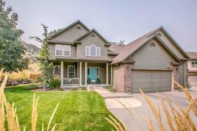 Boise, Nampa, Meridian, Middleton Single Family Home For Sale: 5735 S Horseshoe Pl