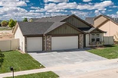 Middleton Single Family Home For Sale: 127 Pilgrim Way
