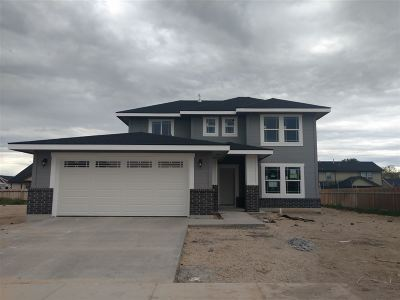 Middleton Single Family Home For Sale: 110 Voyager
