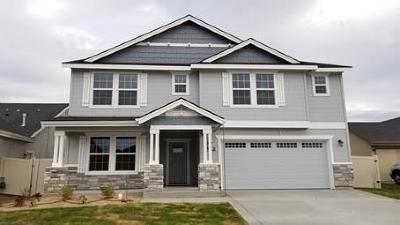 Middleton Single Family Home For Sale: 2007 Trailblazer Ct.