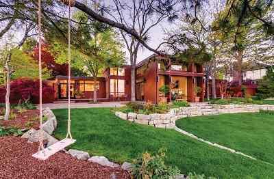Boise, Nampa, Meridian, Middleton Single Family Home For Sale: 2045 E Table Rock Rd