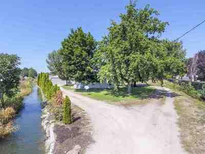Boise Single Family Home For Sale: 5614 W Bloom Street