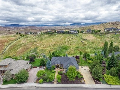 Boise Single Family Home For Sale: 4482 N Arrow Crest Way