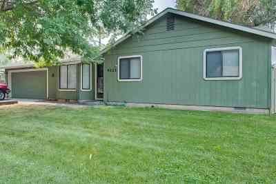 Boise Single Family Home For Sale: 4121 N. Cambria