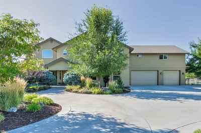 Eagle Single Family Home For Sale: 4221 W Morgan Creek Ct